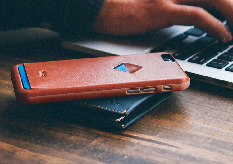 Bellroy | Stylish Phone Case & Card Holder