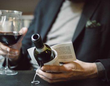 Librottiglia Book Wine Labels