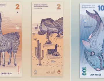 Redesign | Argentine Banknotes