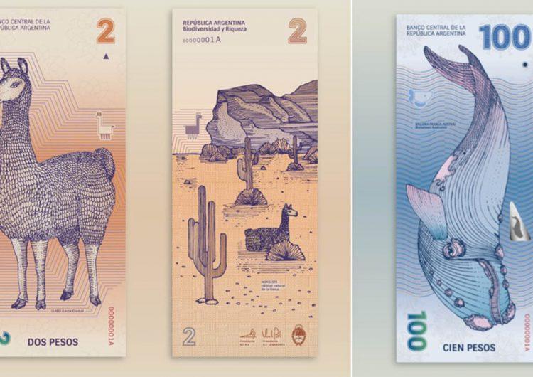 Redesign | Argentine Banknotes