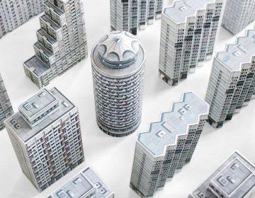 Paper Models | brut-iful architecture