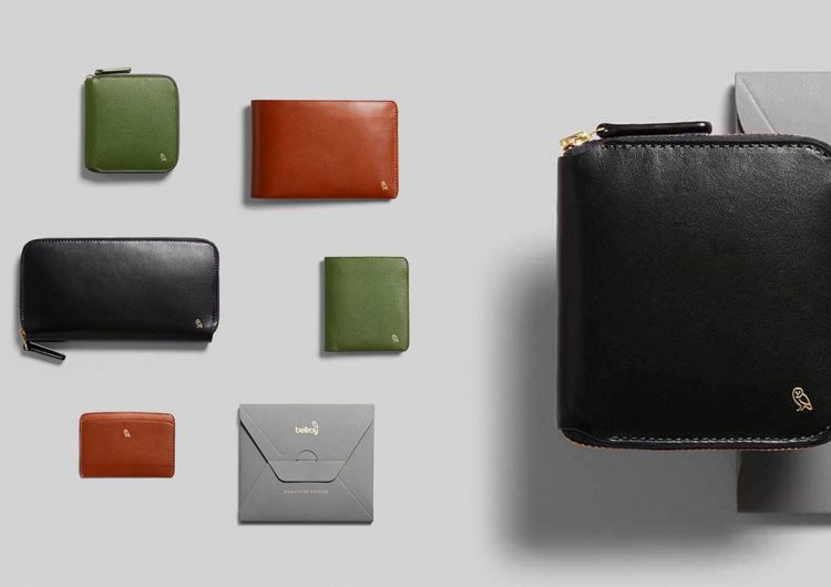 Bellroy Steps out in a new kind of finery