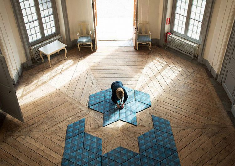 Jigsaw Puzzle Rugs