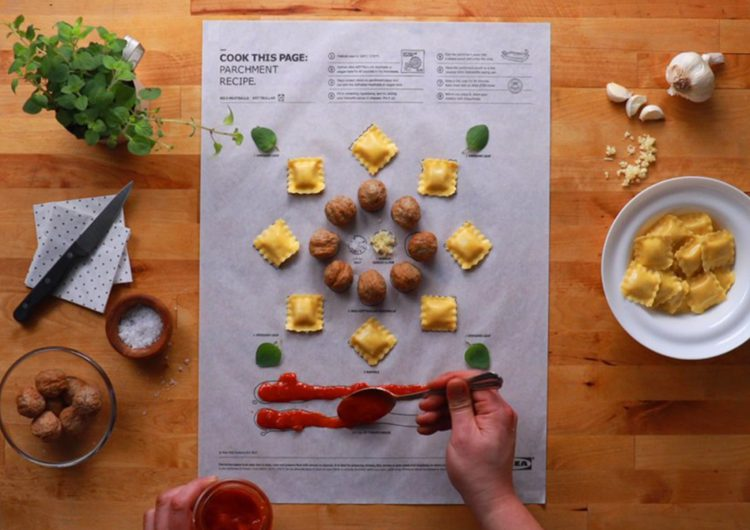 IKEA Cook Page Recipes