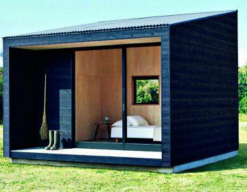 Muji Hut, a masterful take on minimalism
