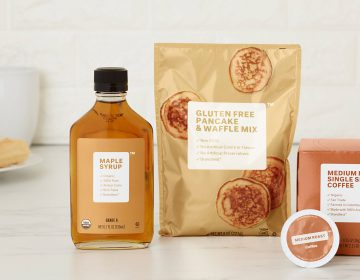 Brandless | minimalist packaging for an equal products treating