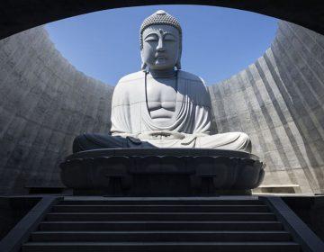 Tadao Ando's last intervention in the Makomanai Cemetery