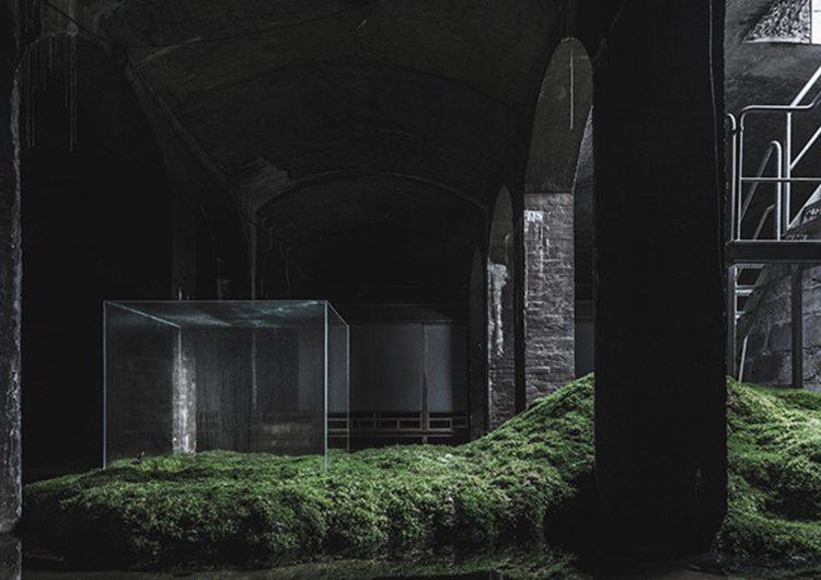 An installation hidden in the subterranean Copenhagen