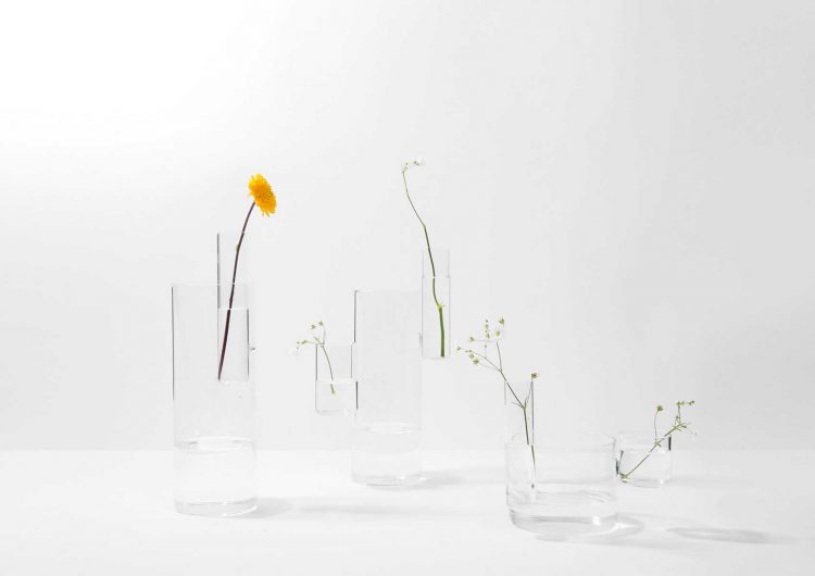 Orgono | A series of vases by Mexican designer Moisés Hernández