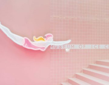 The Ice Cream Museum | A colorful and tasty experience