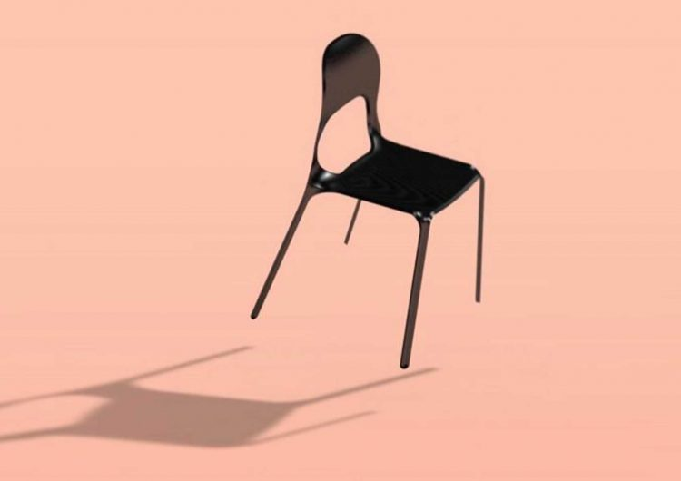 Mars Chair | A lightweight furniture for another planet
