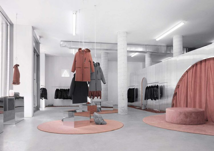 The Arrivals opens new fashion retail spaces