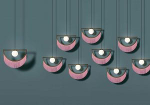 Wink Lamp by Houtique and Masquespacio
