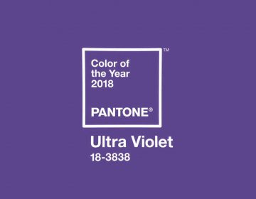 Ultraviolet is the new Pantone color for 2018