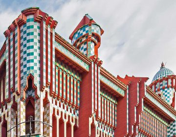 Casa Vicens | Antoni Gaudí's first residential project