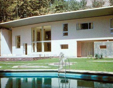 Masterpiece Villa Nemazee by Gio Ponti slated for demolition
