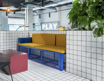 Co-living and Co-working Hybrid for Students In Barcelona