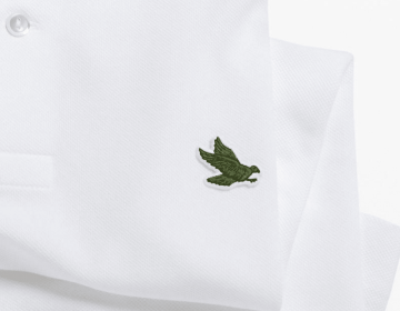 Lacoste Is Replacing Its Logo To Help Endangered Species