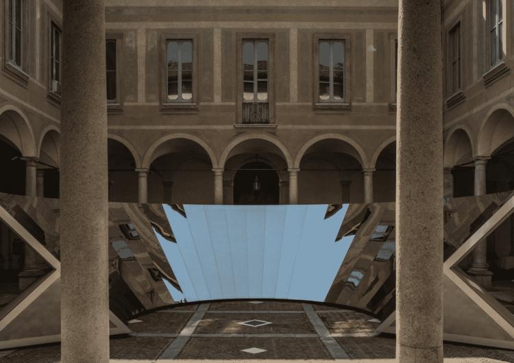 Phillip K. Smith III's Fuorisalone 2018 Reflective Installation