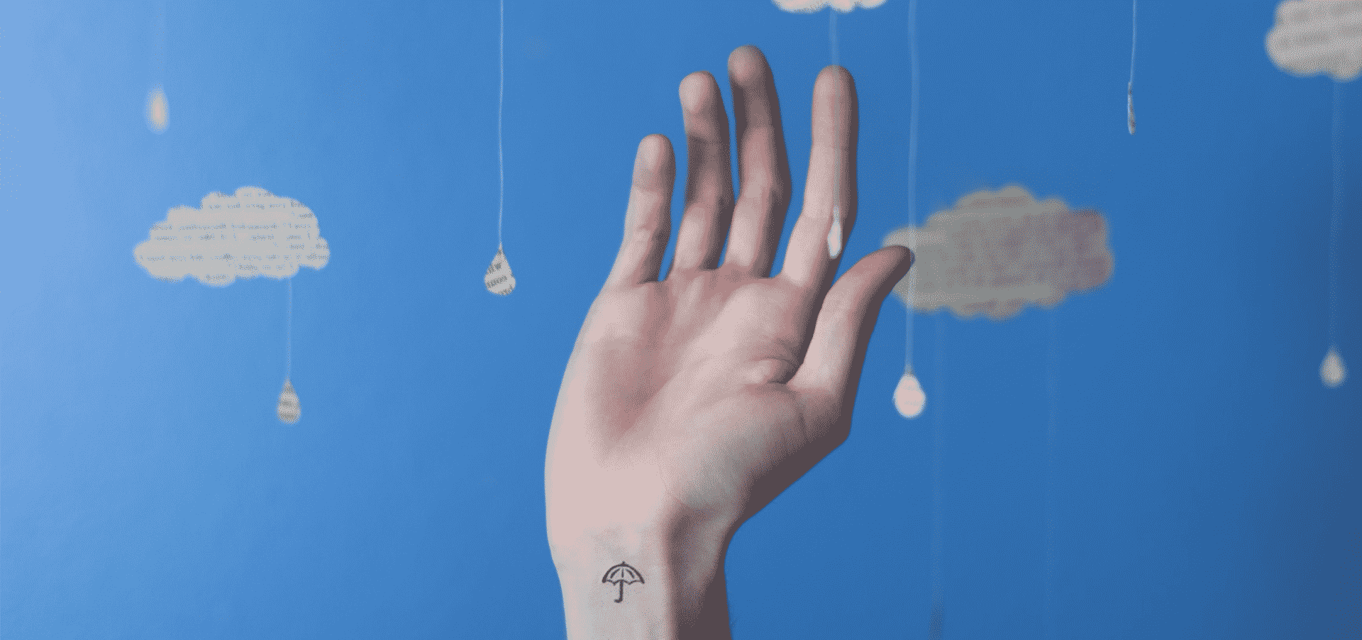 Tiny Tattoos And Parallel Backgrounds