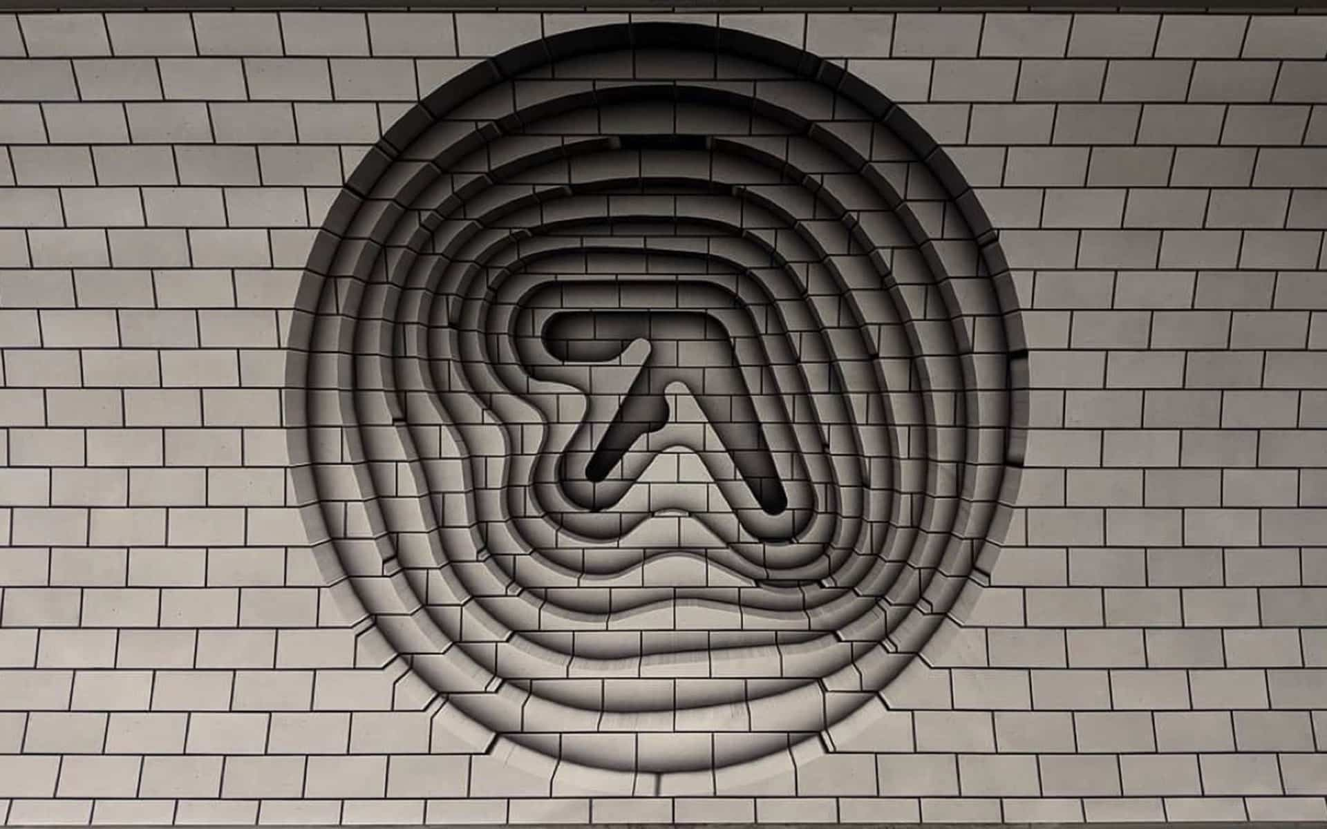Mysterious Aphex Twin logo pops up in London and in Turin