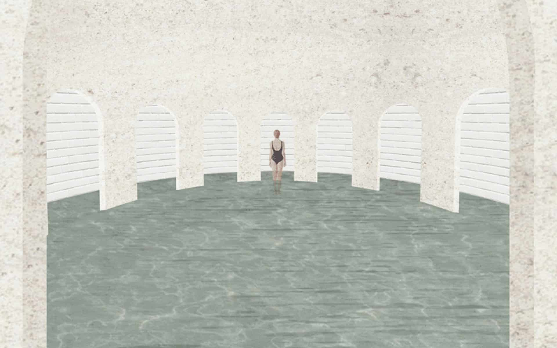 Louise Nissen envisions a sea sanctuary in Margate lido