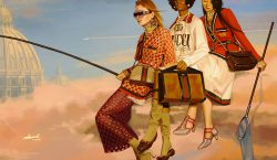 Gucci Launches Instagram Account For Art Lovers