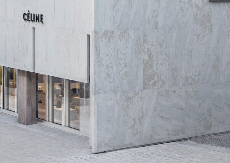 New Flagship Store From Fashion House Celine