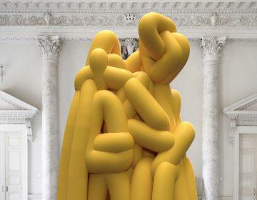 Large-scale Digital Sculptures By Ken Kelleher