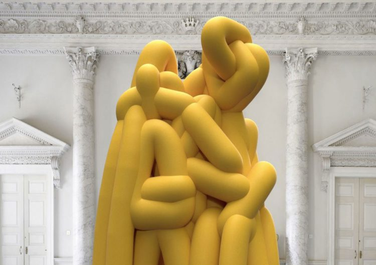 Large-scale Digital Sculptures By Ken Kelleher