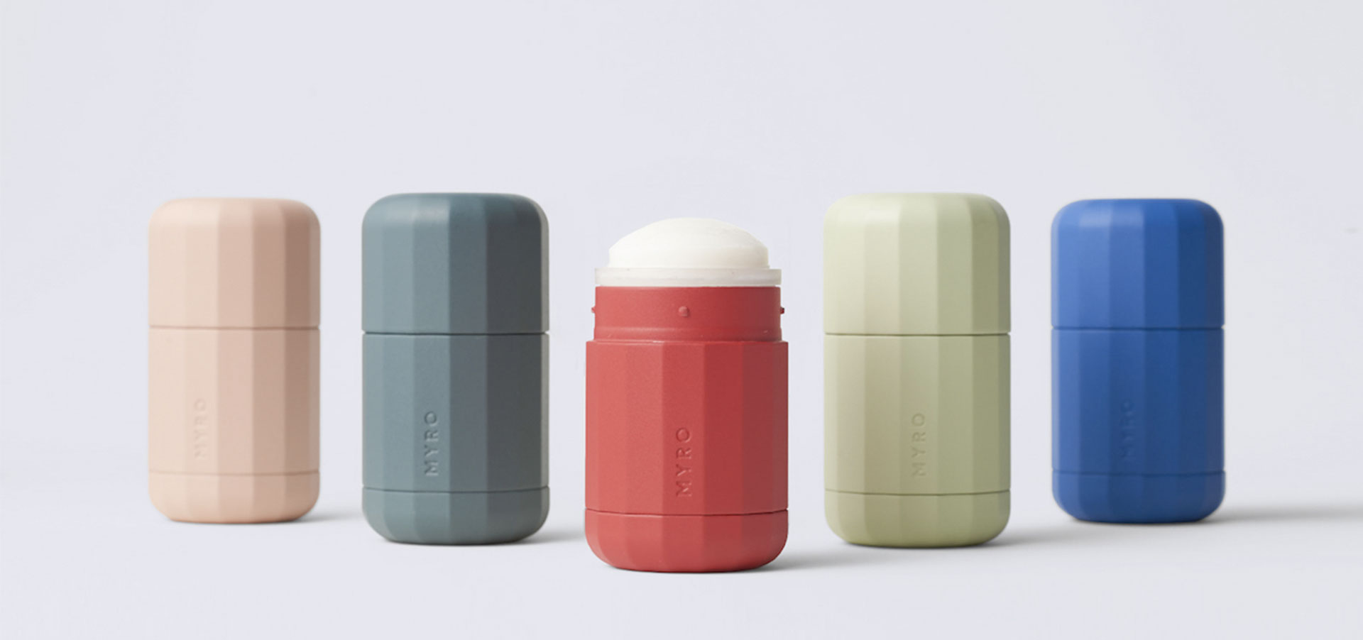 Myro Is Minimal And Environmentally Friendly Deodorant
