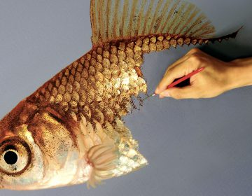 New pieces from the hyperrealistic artist Young-sung Kim