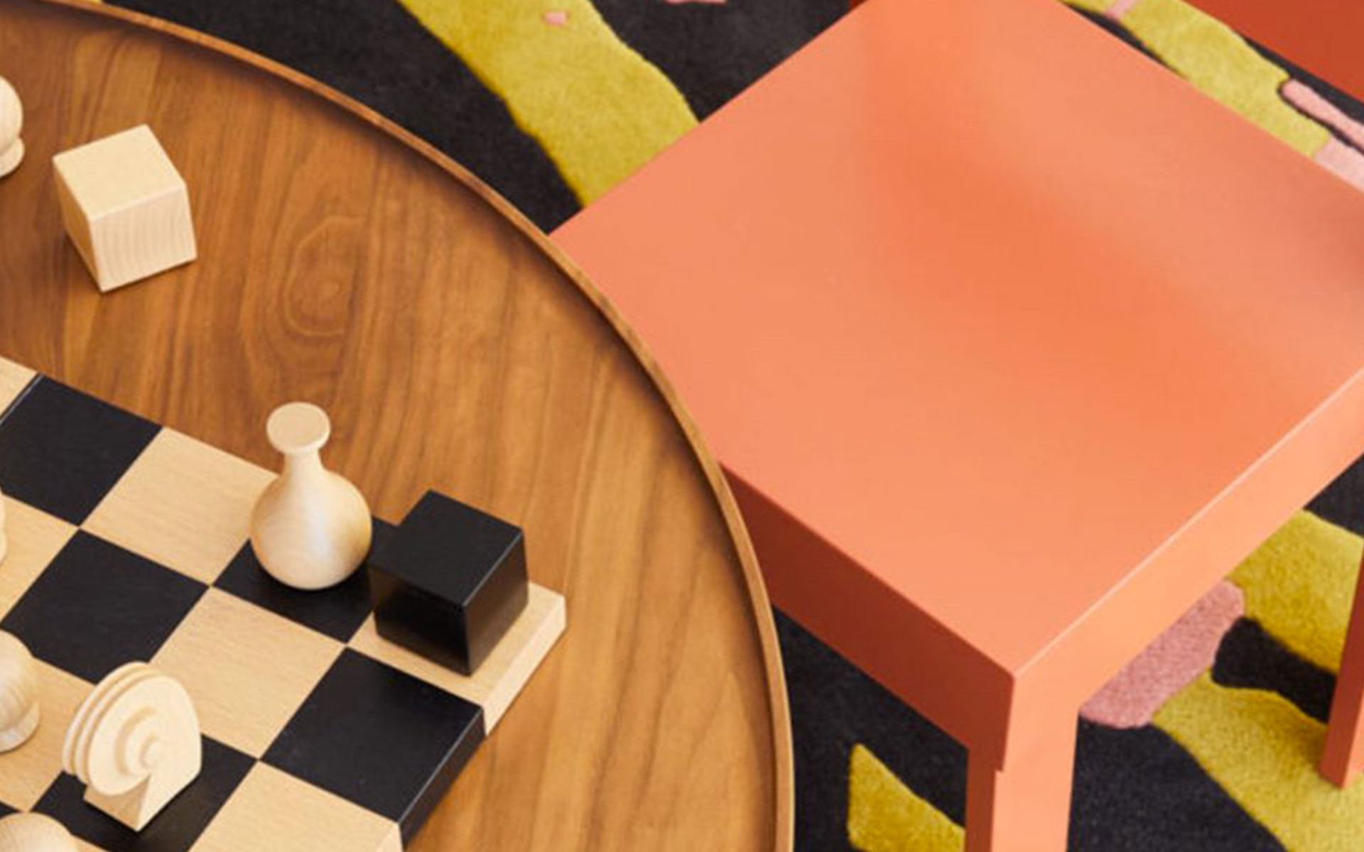 A playful homeu201d is a new installation by design within reach and
