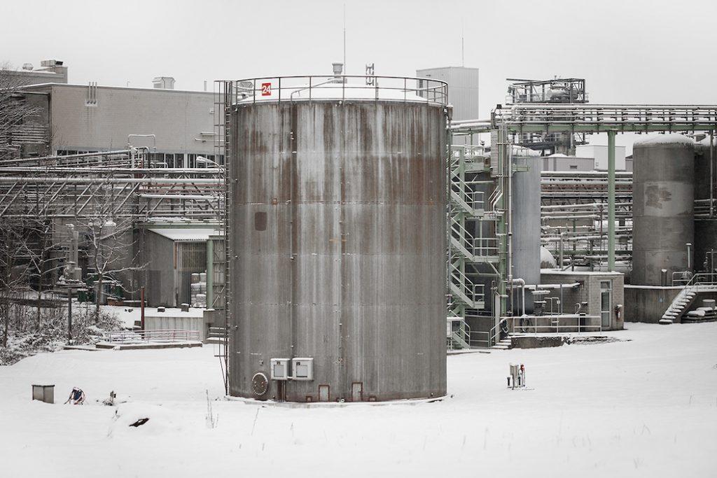 kinetic installations by Swiss studio  Zimoun