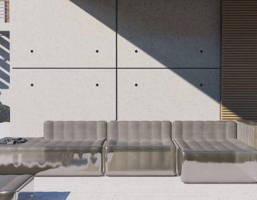 HYPE, A Creative Space-Saving Sofa