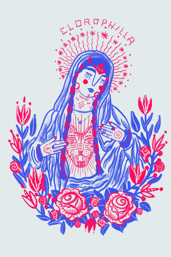 holy illustration interview