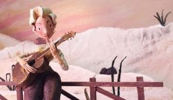 A stop-motion tale of Dolly Parton by Heather Coldbert