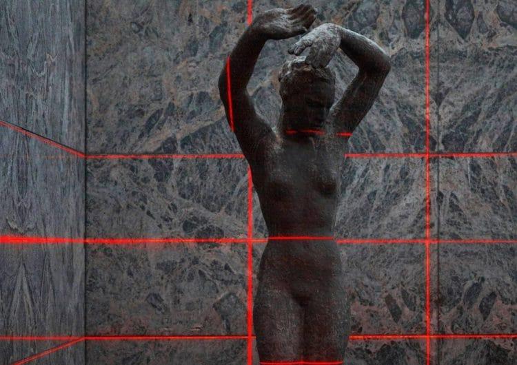 A new illumination for Mies van der Rohe's Barcelona Pavillon
