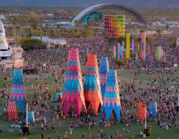 2019 Coachella Artist Installations