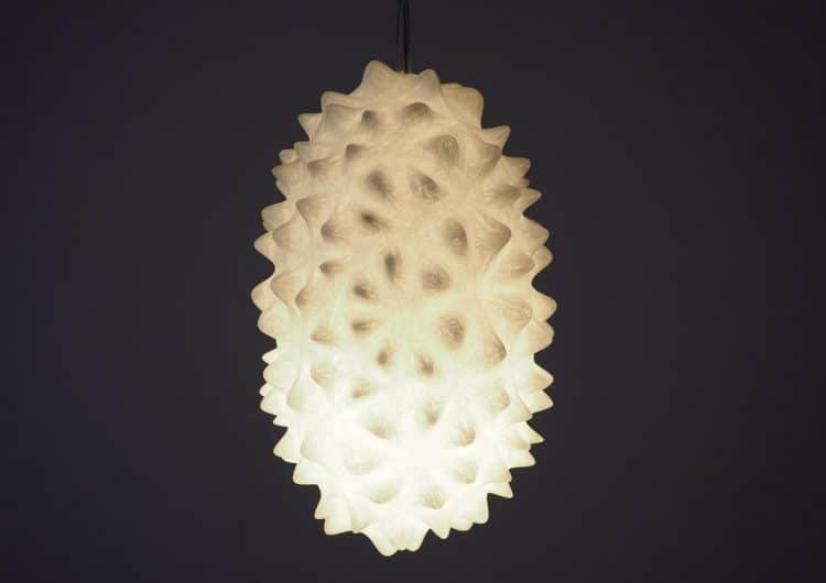 """Artificial Fruit"" Pendant Light By Lukas Klingsbichel"