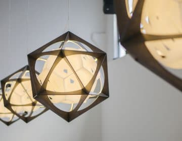 A New Pendant Lamp by Olafur Eliasson in Collaboration With Olafur Eliasson