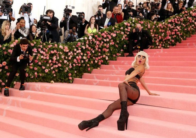 "Met Gala 2019 ""Camp: Notes on Fashion"""