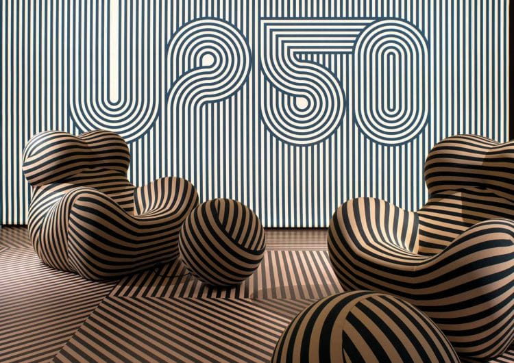 The Up5 Chair, Anniversary Special Edition