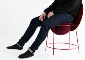 Dinamic Proun Chair By Katia Tolstykh