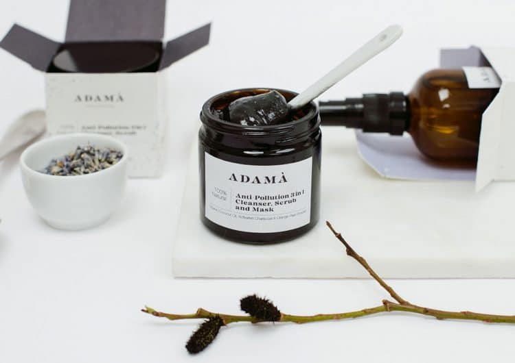 Adamà, a sustainable beauty brand based in Amsterdam