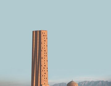 Surreal Skyscrapers to Iranian Villages By Mohammad Hassan Forouzanfar