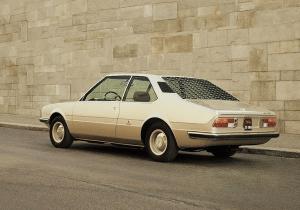 BMW unveils Marcello Gandini's 1970s classic garmisch concept car