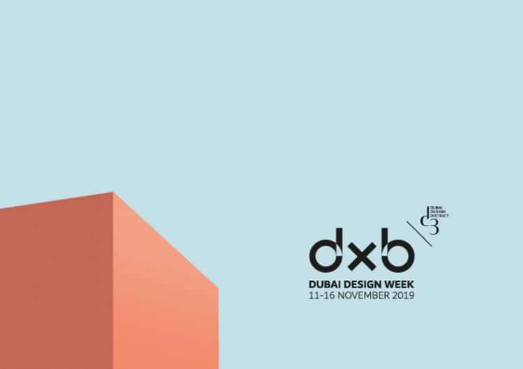 Dubai Design Week 2019: over 200 events, installation and more