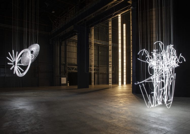 Cerith Wyn Evans Created A Landscape Of Light And Sound In Milan