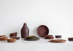 Tree Bark Waste Homeware Collection
